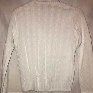 Ralph Lauren Sweaters - 💰MAKE OFFER💰 Ralph Lauren Cable V-Neck Sweater